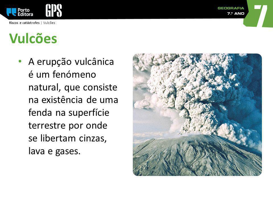 Riscos e catástrofes | Vulcões