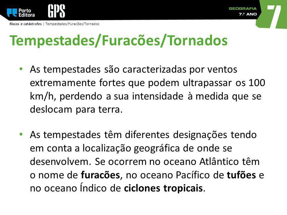 Tempestades/Furacões/Tornados
