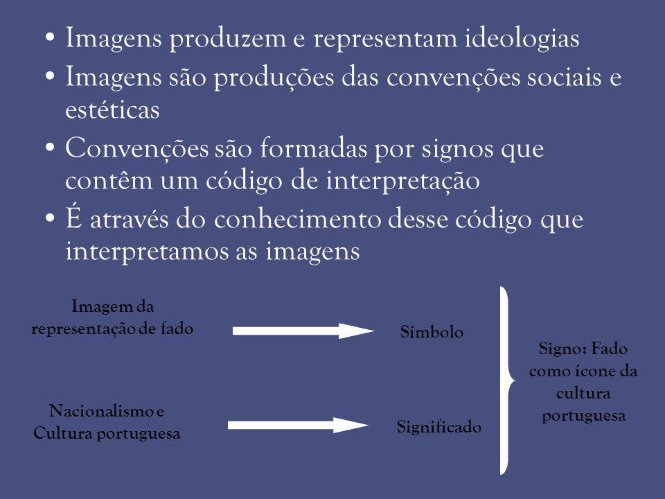 Imagens produzem e representam ideologias