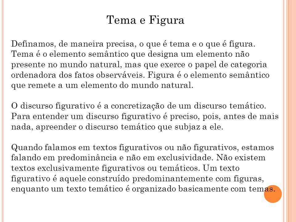 Tema e Figura