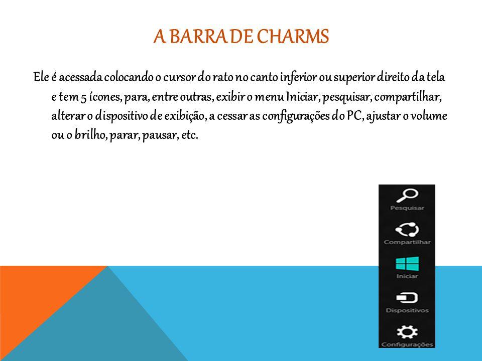 A barra de Charms