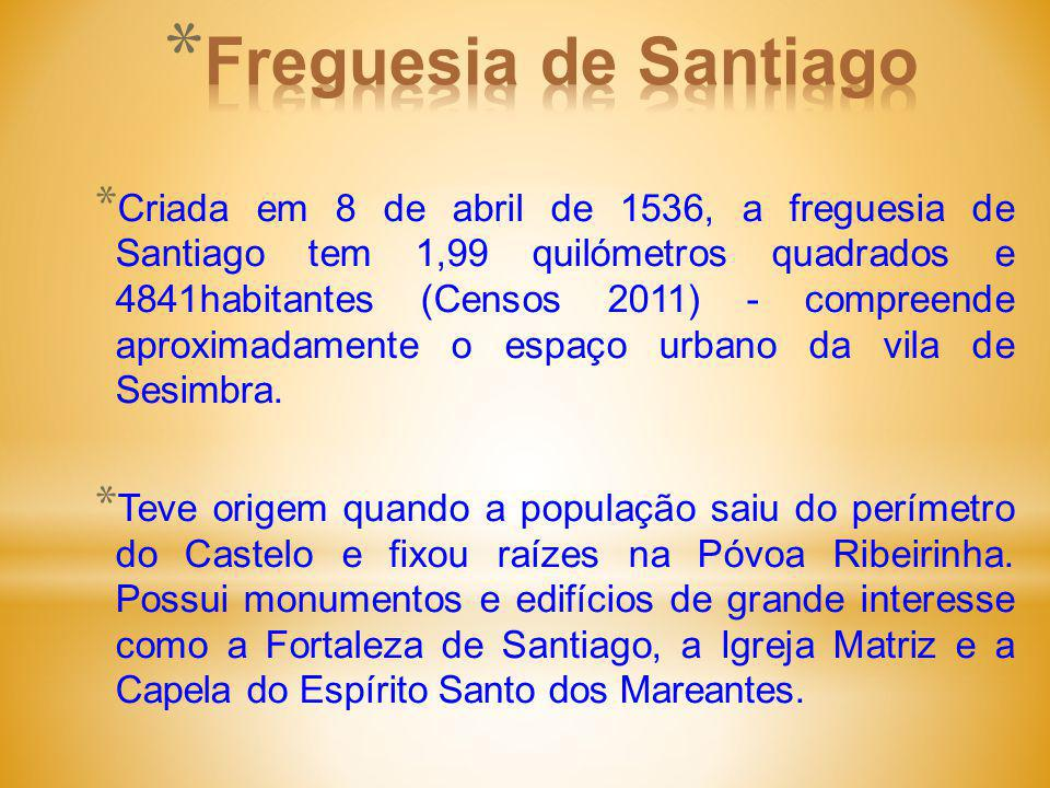Freguesia de Santiago