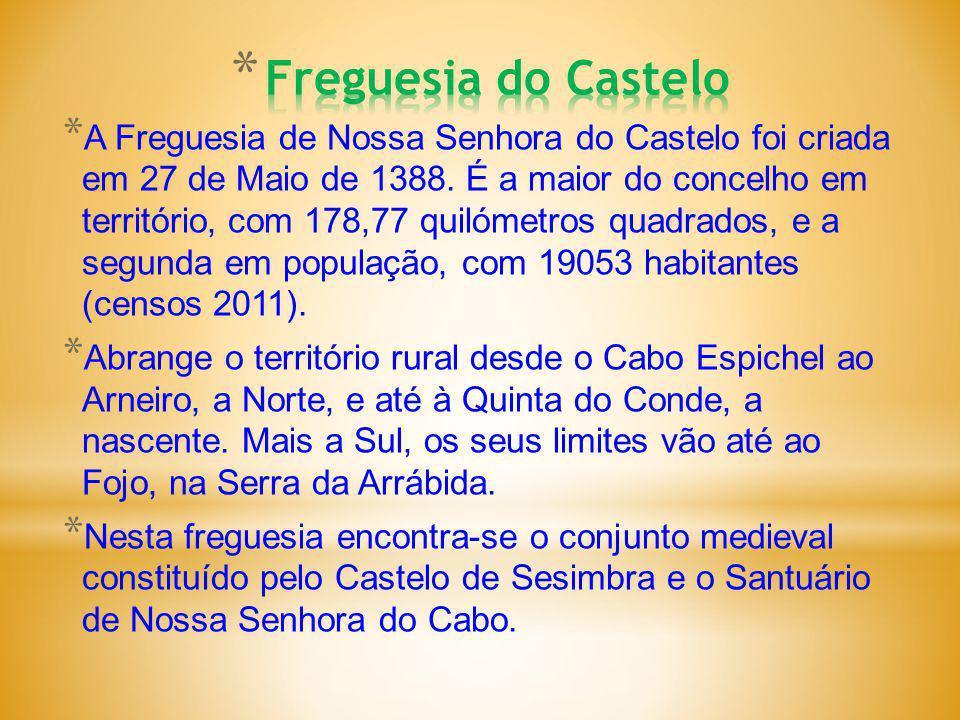 Freguesia do Castelo