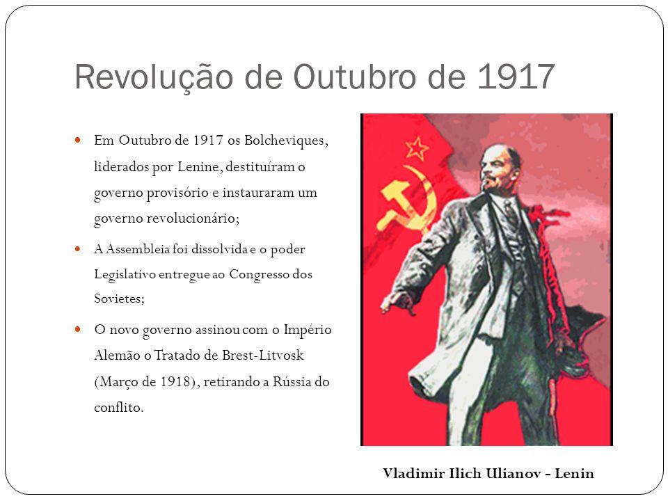 Revolução de Outubro de 1917