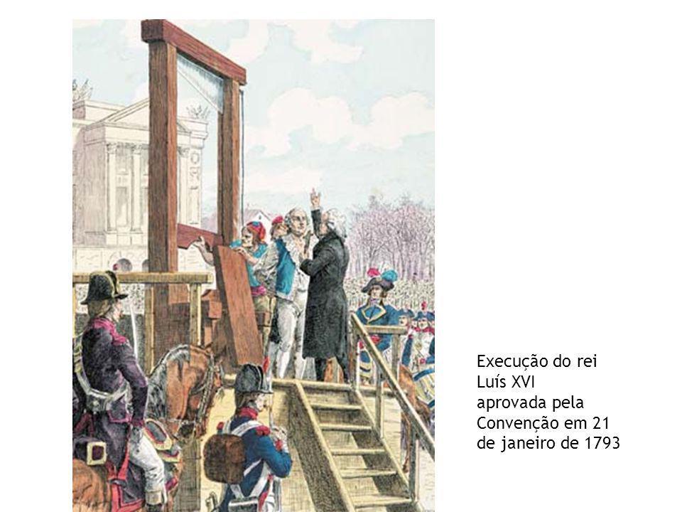 Execução do rei Luís XVI