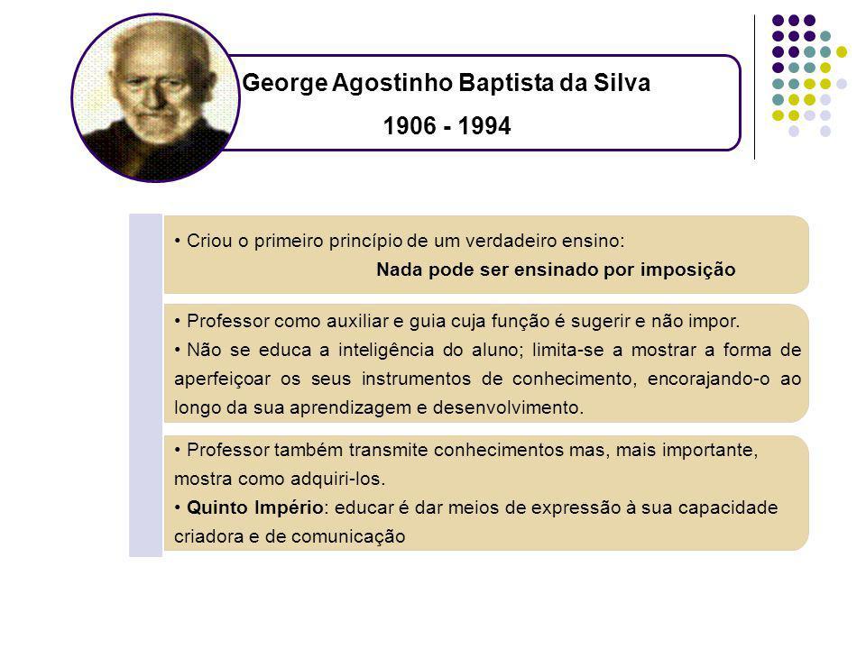 George Agostinho Baptista da Silva