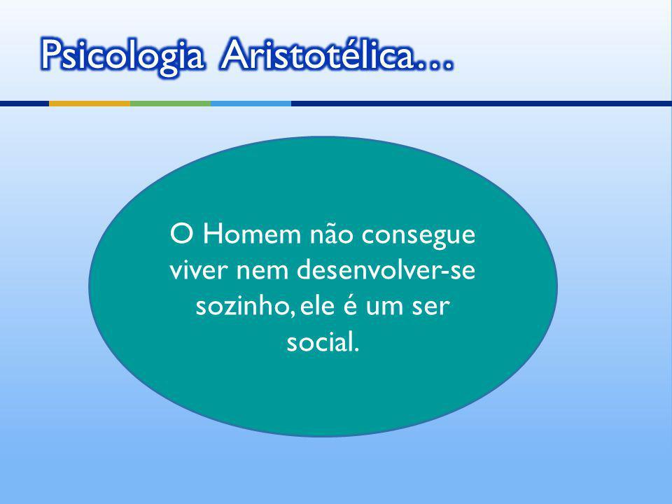 Psicologia Aristotélica…