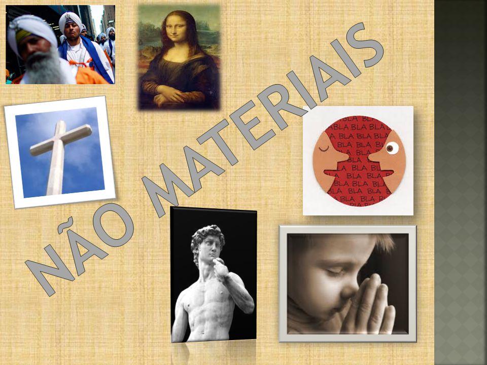 Não materiais