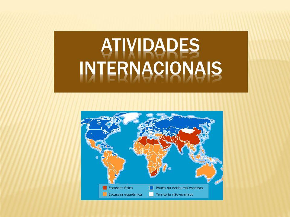 Atividades Internacionais