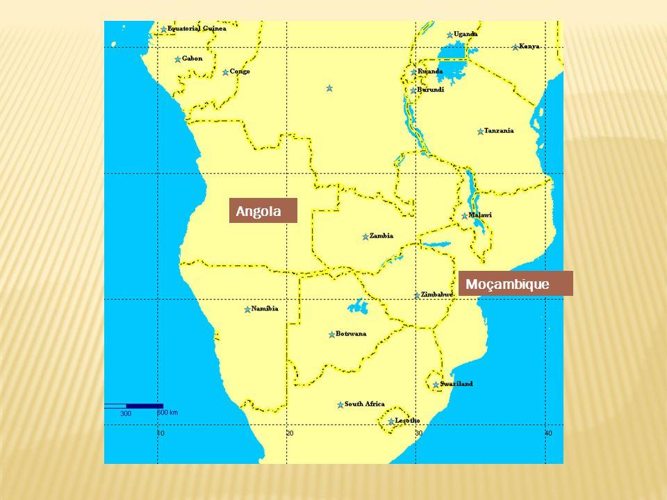 Angola Moçambique