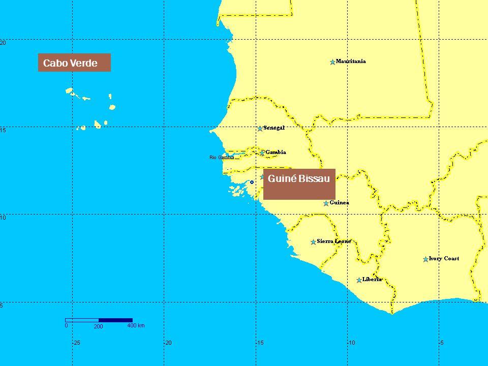 Cabo Verde Guiné Bissau