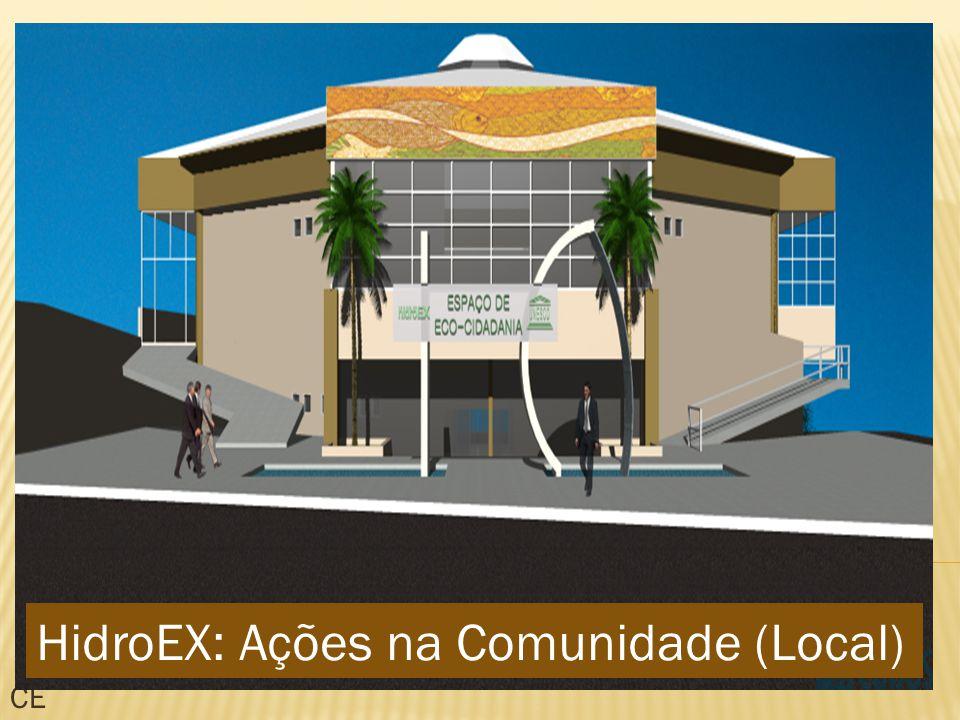 HidroEX: Ações na Comunidade (Local)