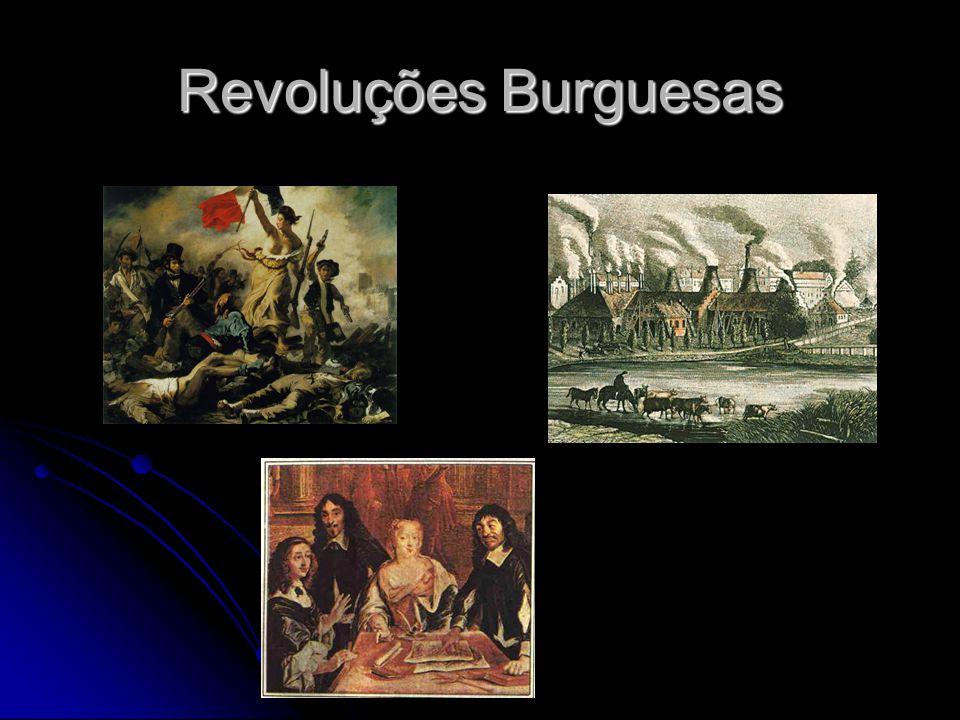 Revoluções Burguesas