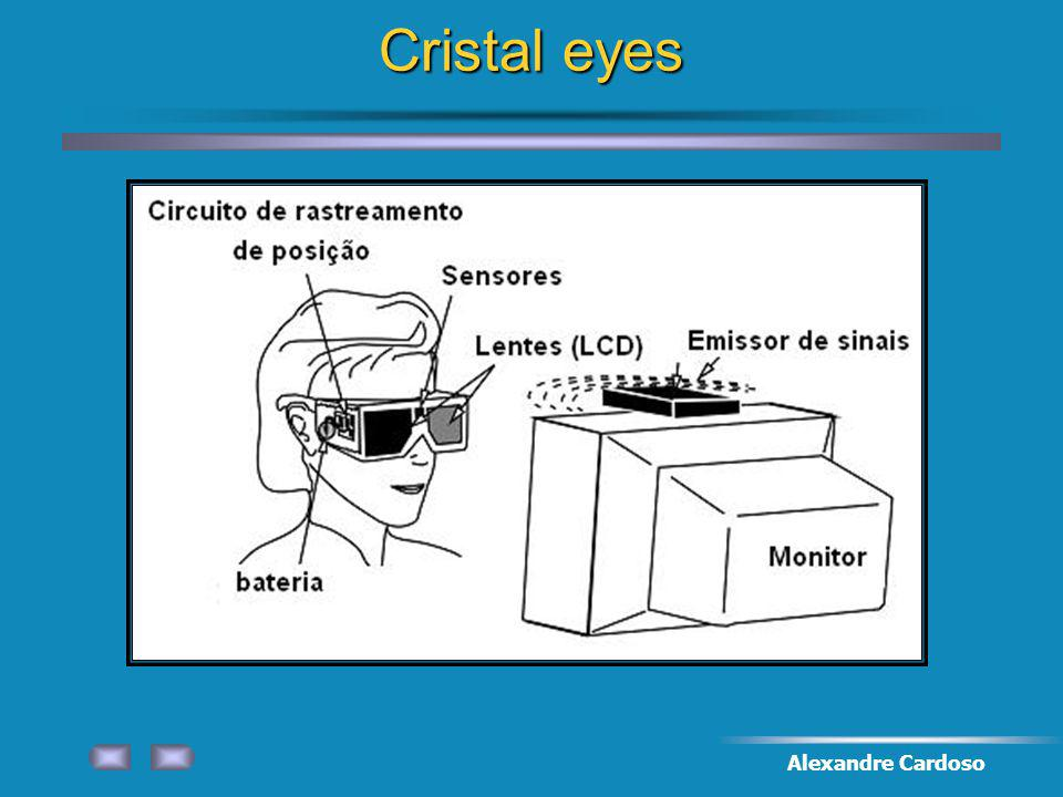 Cristal eyes Alexandre Cardoso
