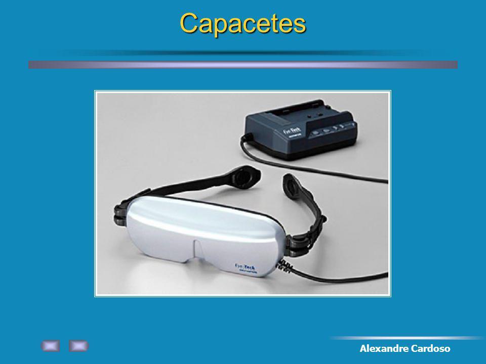 Capacetes Alexandre Cardoso