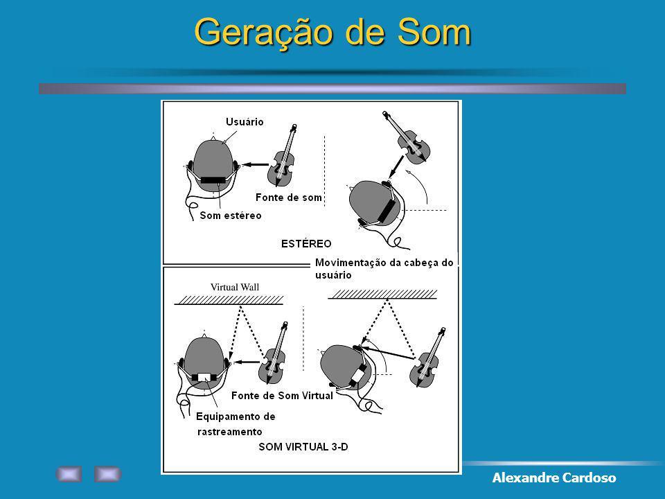 Geração de Som Alexandre Cardoso