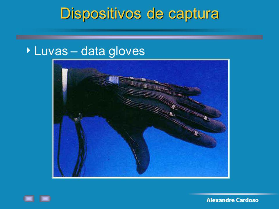Dispositivos de captura