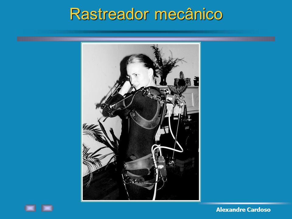 Rastreador mecânico Alexandre Cardoso