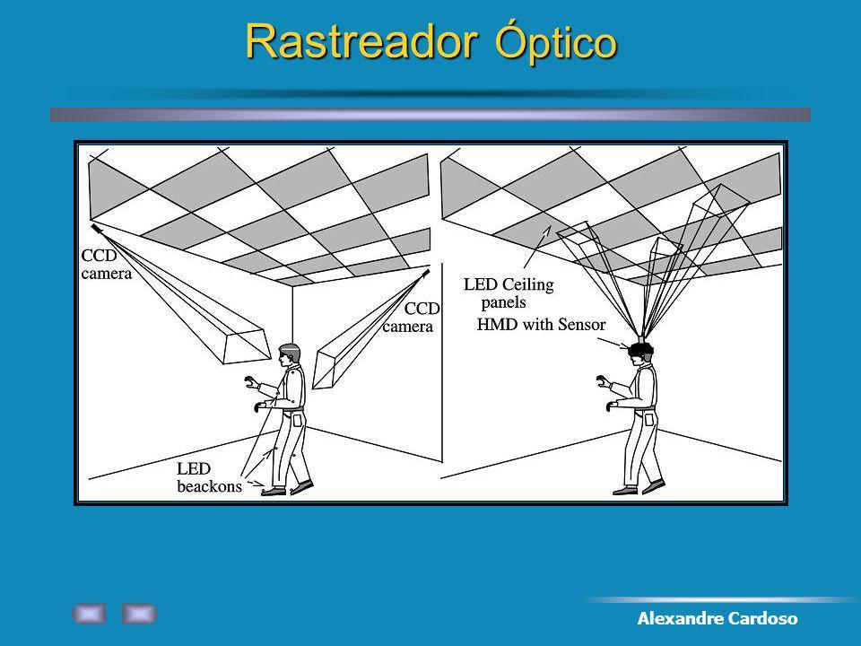 Rastreador Óptico Alexandre Cardoso