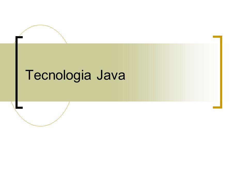 Tecnologia Java