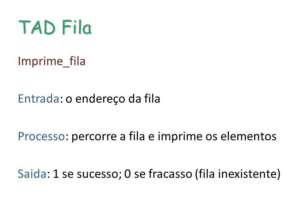 TAD Fila