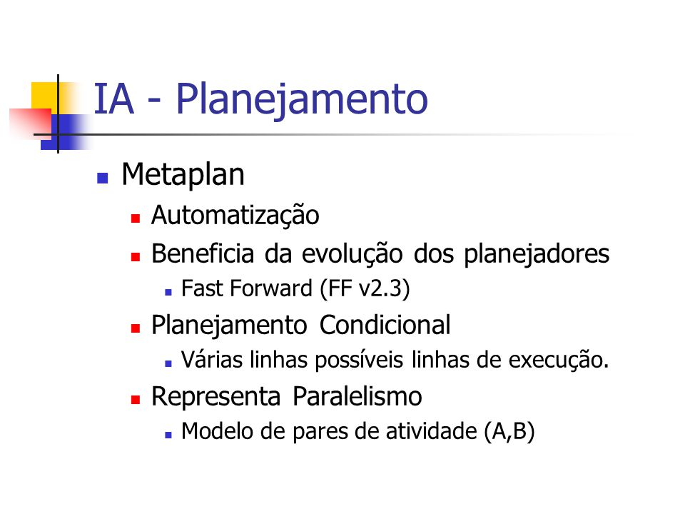 IA - Planejamento Metaplan Automatização