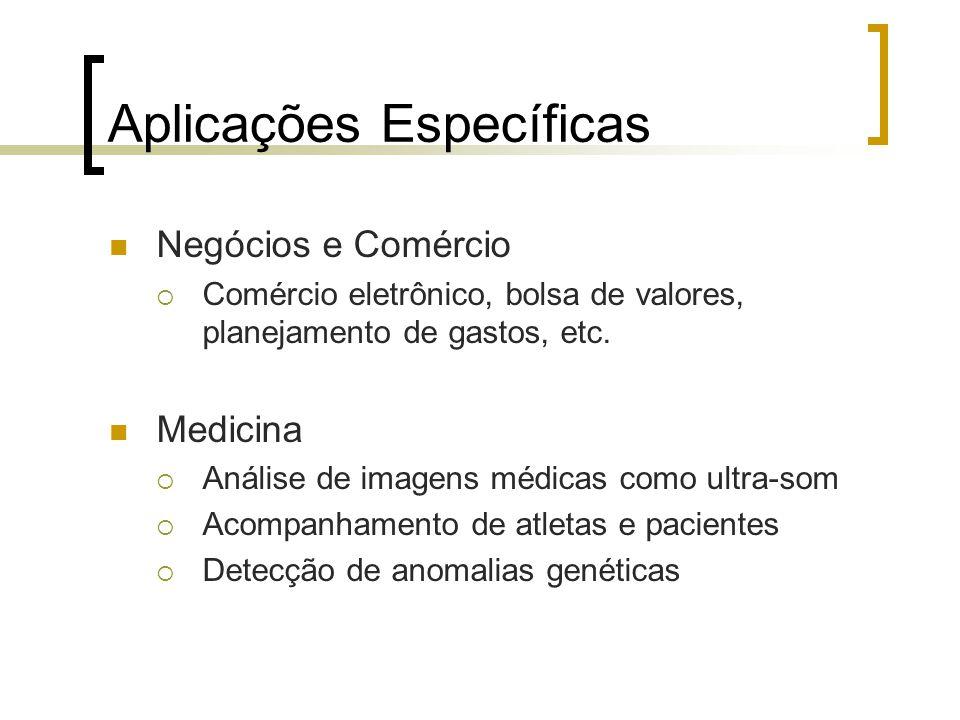 Aplicações Específicas