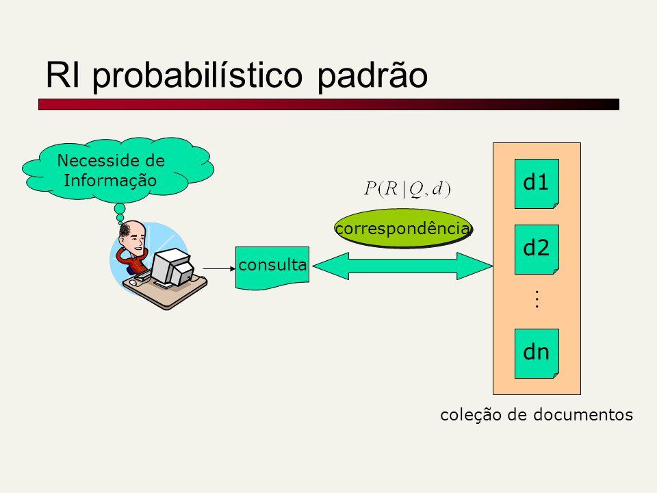 RI probabilístico padrão