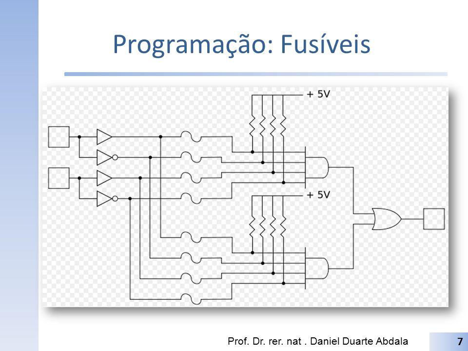 Programação: Fusíveis