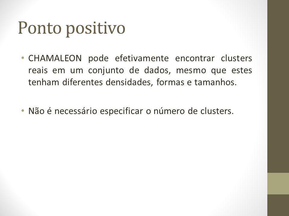 Ponto positivo