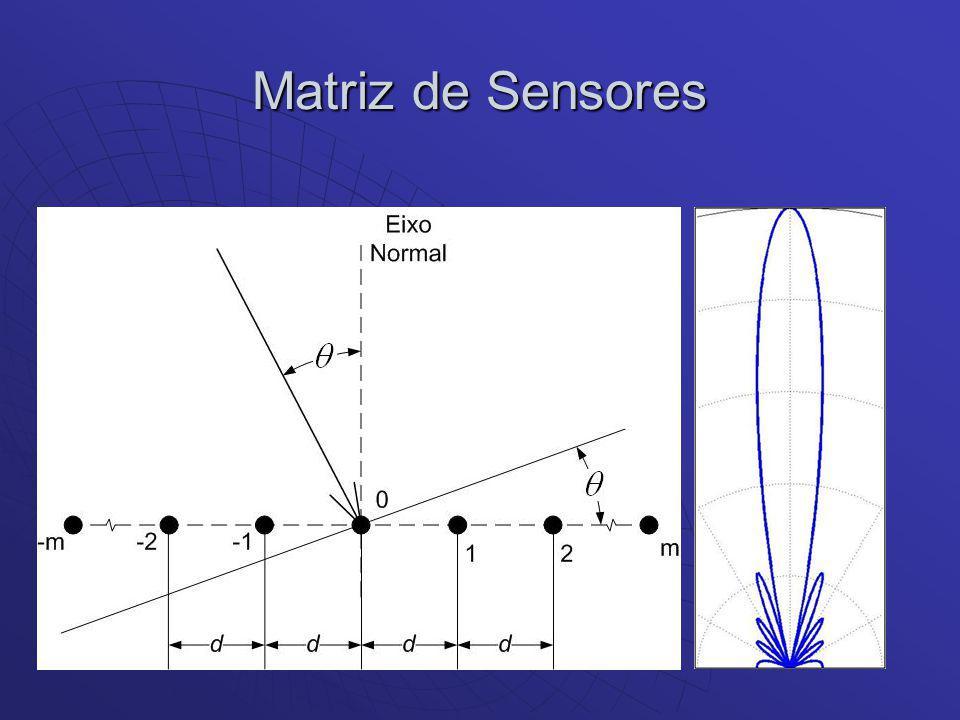 Matriz de Sensores
