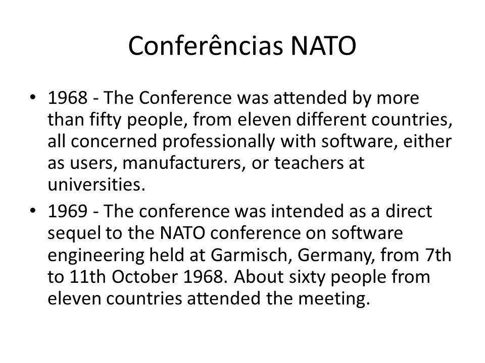 Conferências NATO