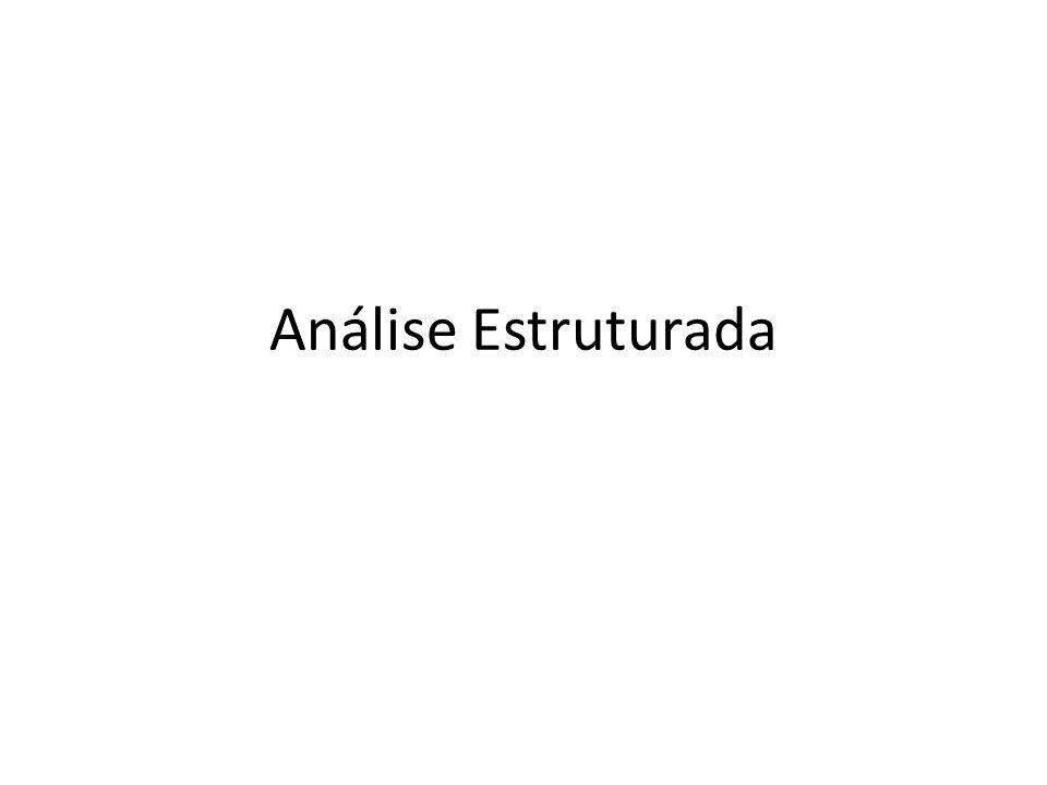 Análise Estruturada