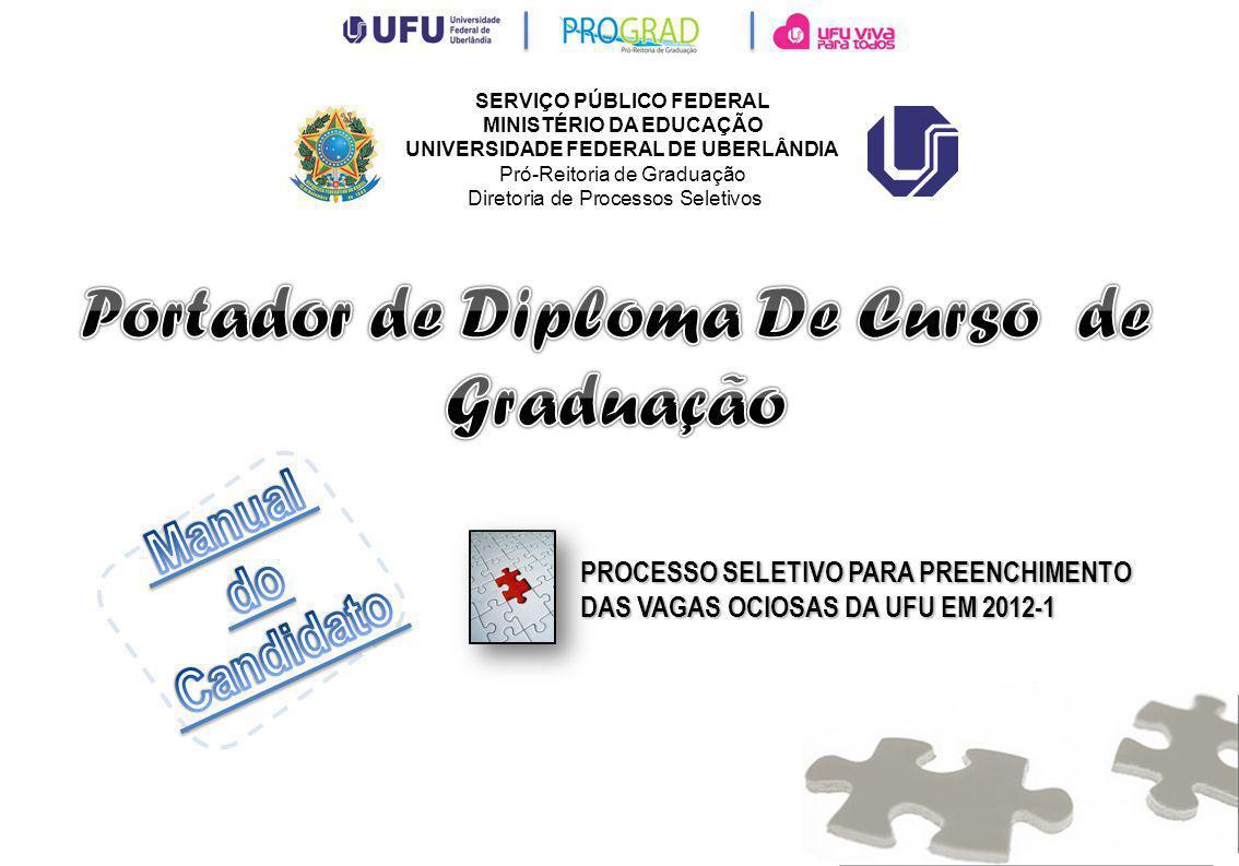 Portador de diploma unb