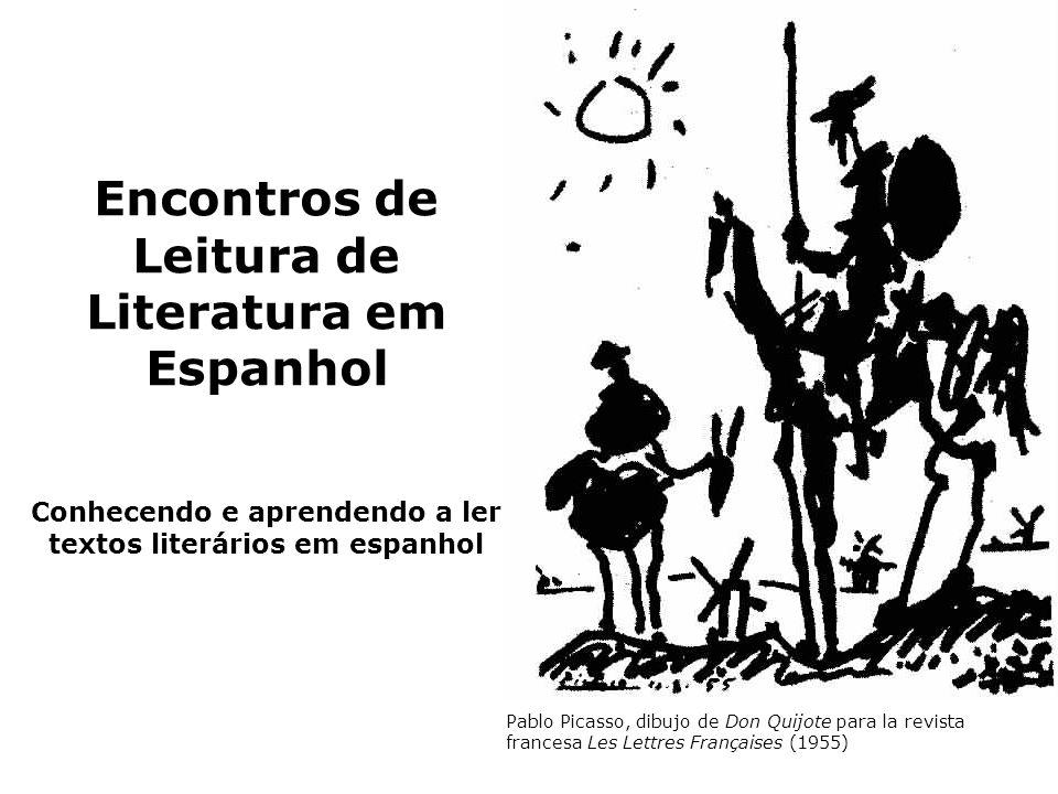 Encontros de Leitura de Literatura em Espanhol