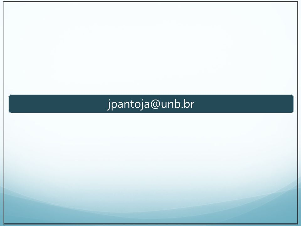 jpantoja@unb.br 40