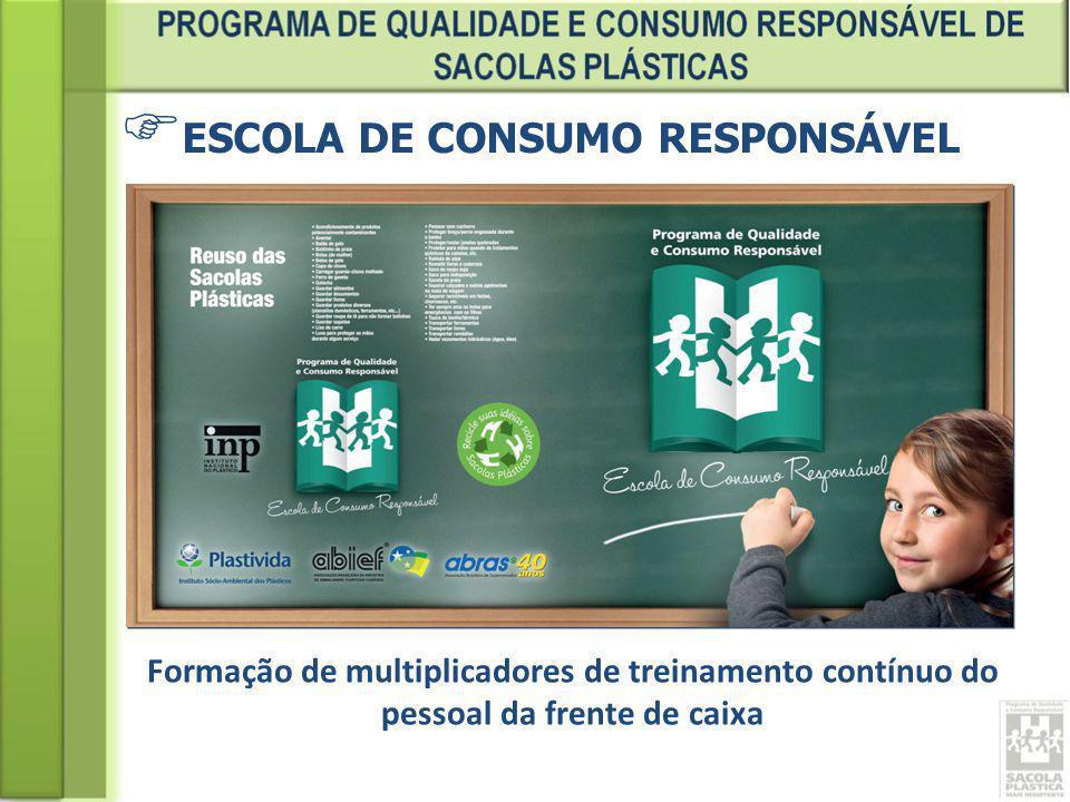 ESCOLA DE CONSUMO RESPONSÁVEL