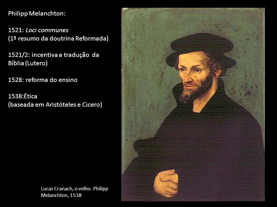 (1ª resumo da doutrina Reformada)