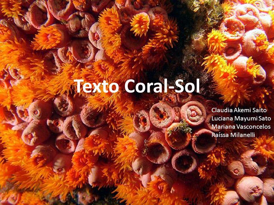 Texto Coral-Sol Claudia Akemi Saito Luciana Mayumi Sato
