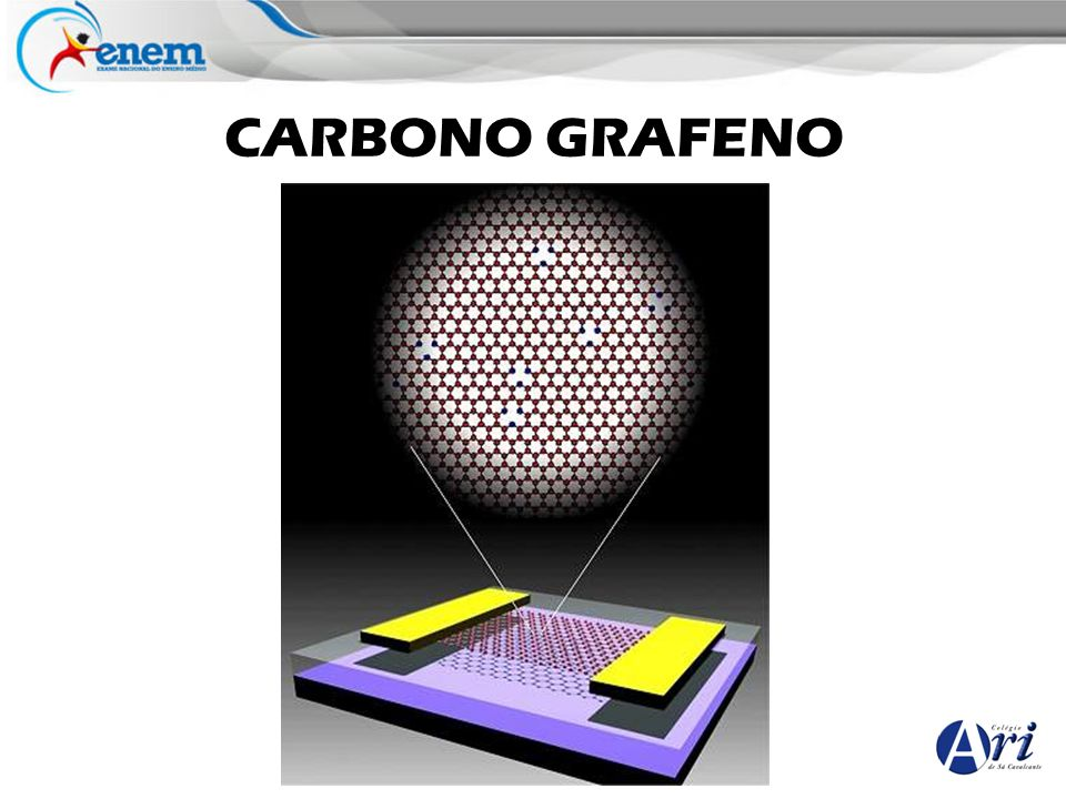 CARBONO GRAFENO