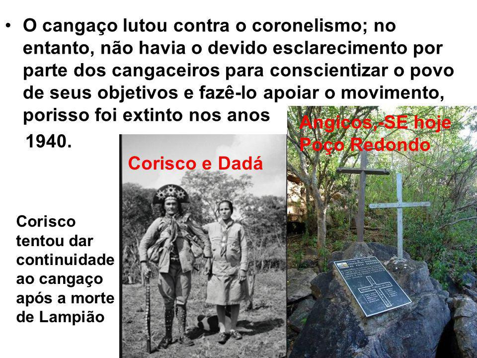Angicos,-SE hoje Poço Redondo