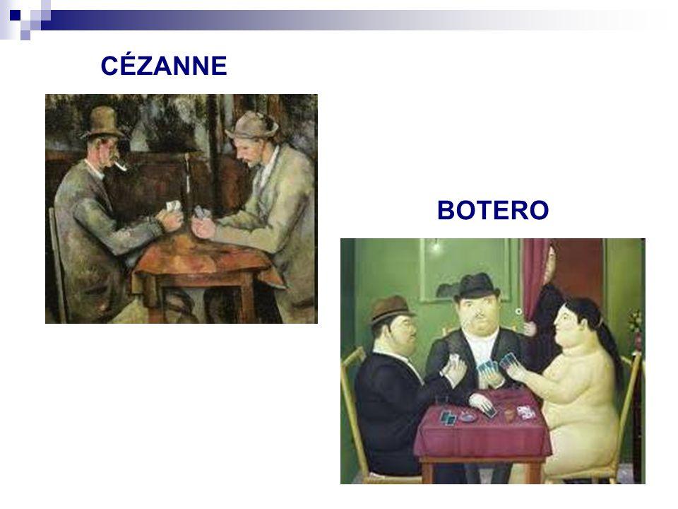 CÉZANNE BOTERO