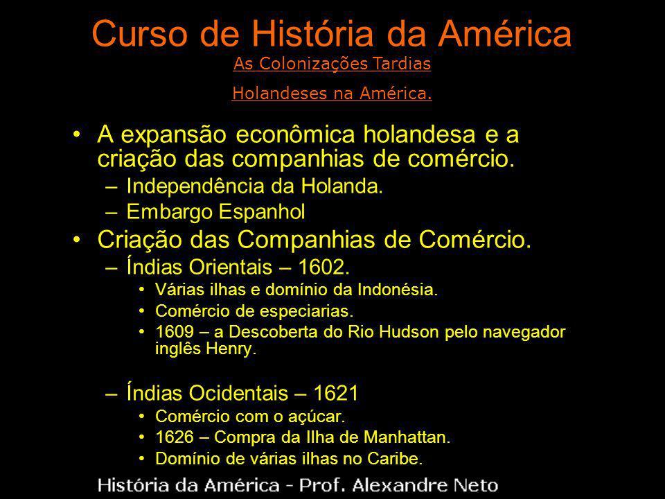 Curso de História da América