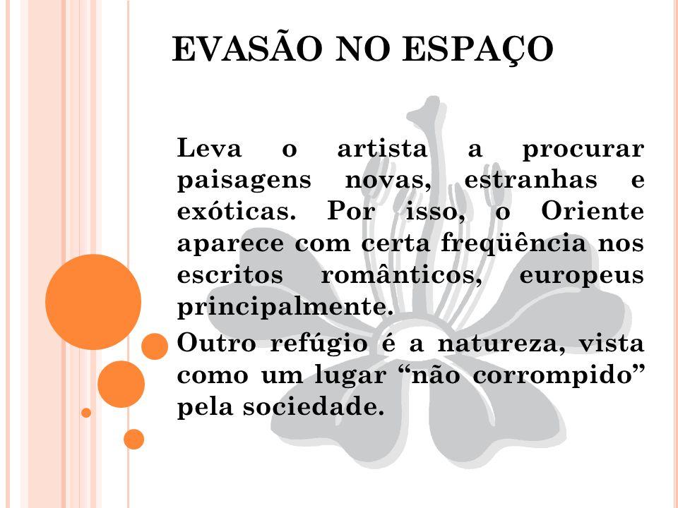 EVASÃO NO ESPAÇO