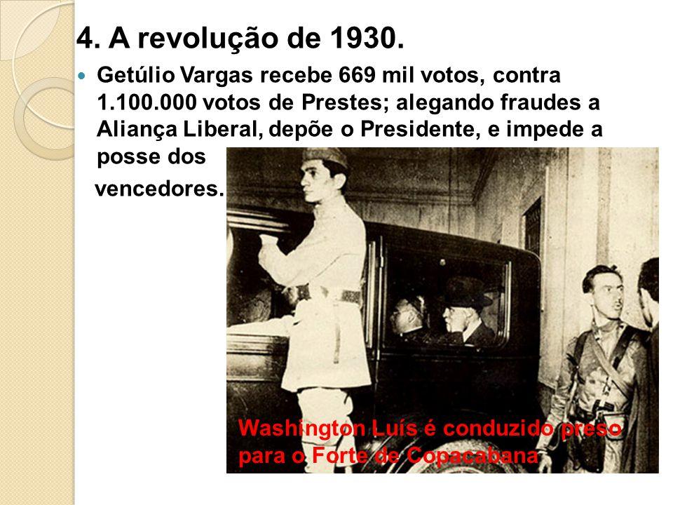 4. A revolução de 1930.