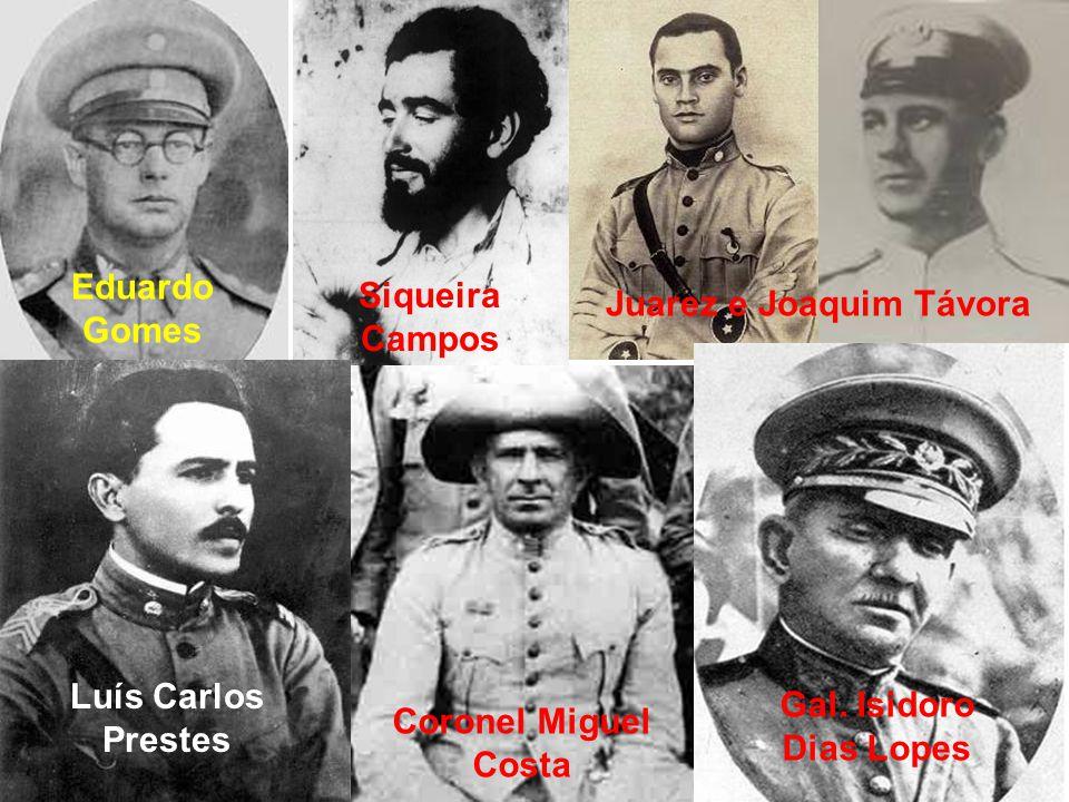 Juarez e Joaquim Távora