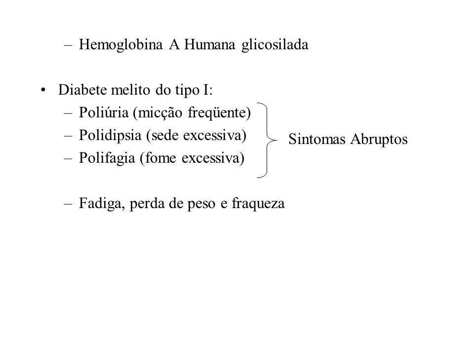 Hemoglobina A Humana glicosilada