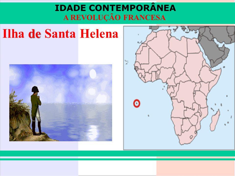 Ilha de Santa Helena