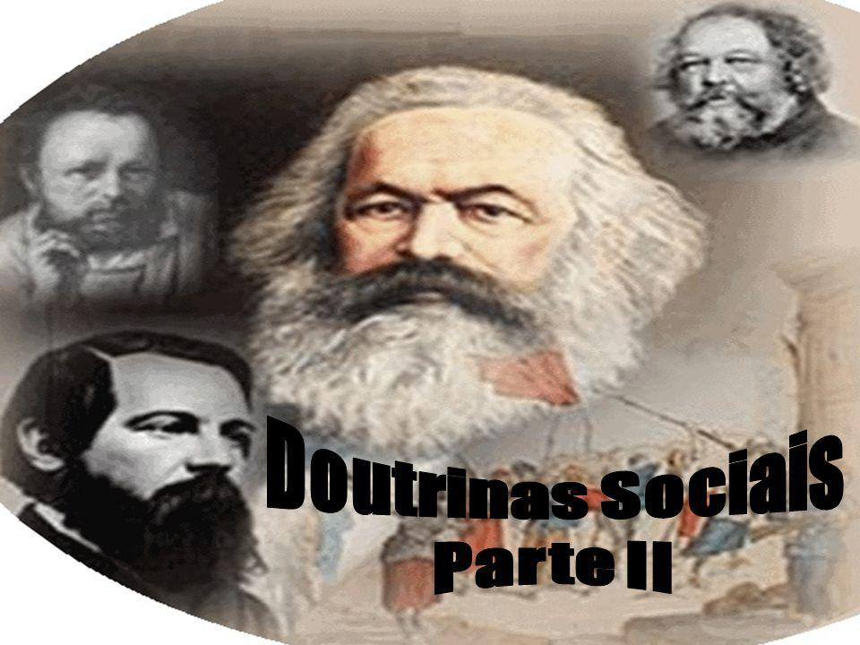 Doutrinas Sociais Parte II