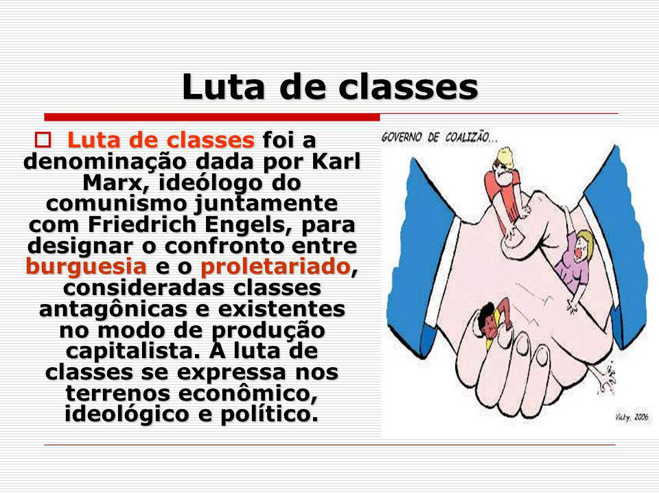 Luta de classes